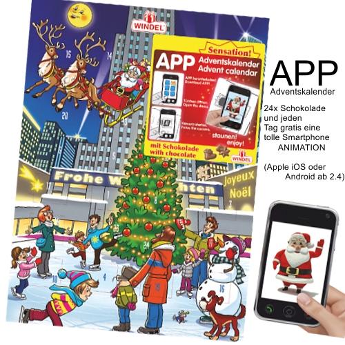 adventskalender gratis apps