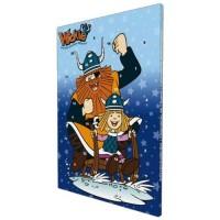 Adventskalender schokoladen adventskalender comic - Gothic adventskalender ...