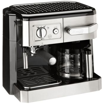 delonghi bco 420 kombi kaffeemaschine. Black Bedroom Furniture Sets. Home Design Ideas