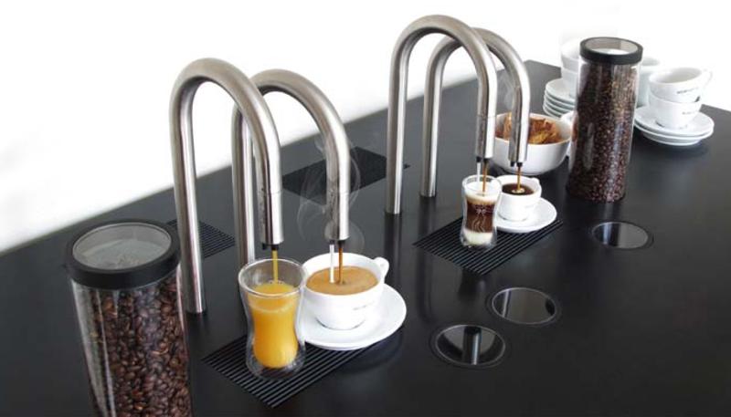scanomat topbrewer desgin einbau kaffeevollautomat. Black Bedroom Furniture Sets. Home Design Ideas